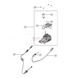 Cable de cambios