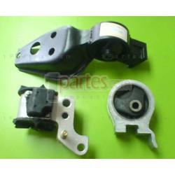 Bases del motor y transmisión - AUTOMATICA