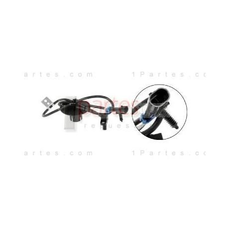 Sensor ABS delantero