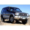 1991-2012 Montero - V10 a V40